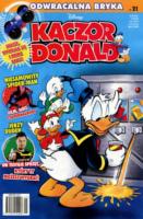 Okładka Kaczora Donalda 2012-21